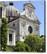 Venetian Church Acrylic Print
