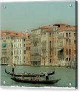 Venetian Highway Acrylic Print