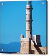 Venetian Lighthouse Acrylic Print