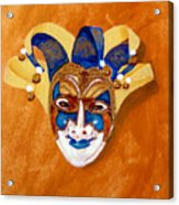 Venetian Mask 2 Acrylic Print