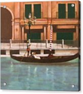 Venetian Number Two Acrylic Print