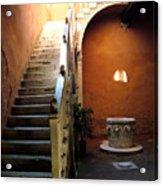 Venetian Stairway Acrylic Print
