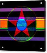 Venetion Neon Acrylic Print