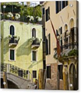 Venice 4 Acrylic Print