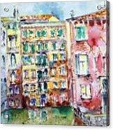Venice-6-30-15 Acrylic Print