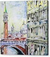 Venice 7-2-15 Acrylic Print