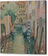 Venice Afternoon Acrylic Print