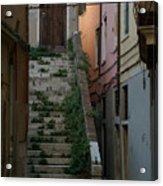 Venice Alleyway Acrylic Print
