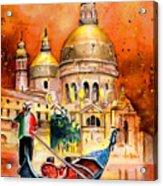 Venice Authentic Acrylic Print