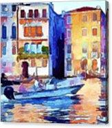 Venice Beautiful 16 Acrylic Print