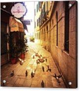 Venice, Castello Acrylic Print