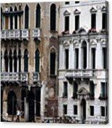Venice Gondolier 2 Acrylic Print