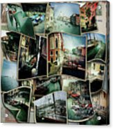 Venice Hipsta Acrylic Print