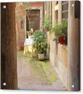 Venice Home Acrylic Print