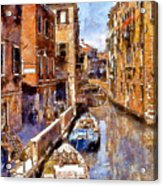 Venice I Acrylic Print