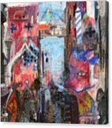 Venice IIi Acrylic Print