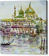 Venice Impression Iv Acrylic Print