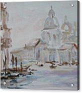Venice Impression Vi Acrylic Print