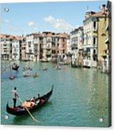 Venice In Colors Acrylic Print