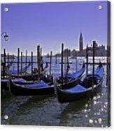 Venice Is A Magical Place Acrylic Print