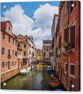 Venice, Italy Acrylic Print