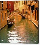 Venice ,italy. Acrylic Print