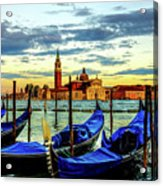 Venice Landmark Acrylic Print