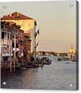 Venice Lover Acrylic Print