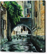 Venice Memory Acrylic Print