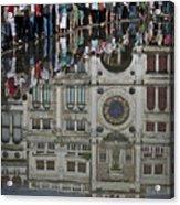 Venice Parade Acrylic Print by Patrick English