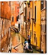 Venice Passage Acrylic Print