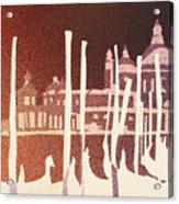 Venice Reversed Acrylic Print