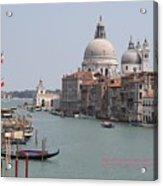 Venice The Beaufiful Acrylic Print