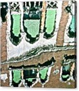 Venice Upside Down 2 Acrylic Print