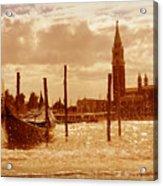 Venice V Acrylic Print