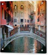 Venice Visions Acrylic Print