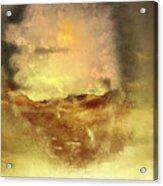 Ventana Al Mar Acrylic Print