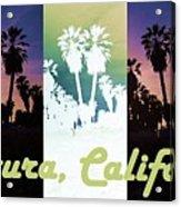 Ventura, California Acrylic Print