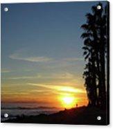 Ventura Sunset Acrylic Print