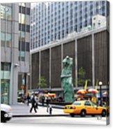 New York's Venus De Milo Acrylic Print