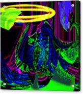 Venus Flowera Acrylic Print