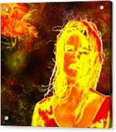 Venus Is Home Acrylic Print