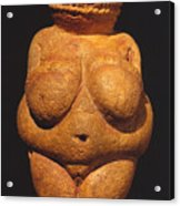 Venus Of Willendorf Acrylic Print