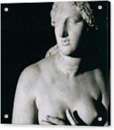 Venus Pudica  Acrylic Print