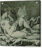 Venus Sleeping Acrylic Print