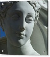 Venus Smiling Acrylic Print
