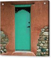 Verde Way Acrylic Print