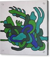 Verdi 2010 Acrylic Print