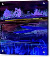 Vereen Marsh Acrylic Print