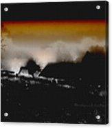 Verfluchtes Dorf - Cursed Village Acrylic Print